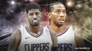 Report: Kawhi Leonard, Paul George started talking about playing together on Clippers before free agency started