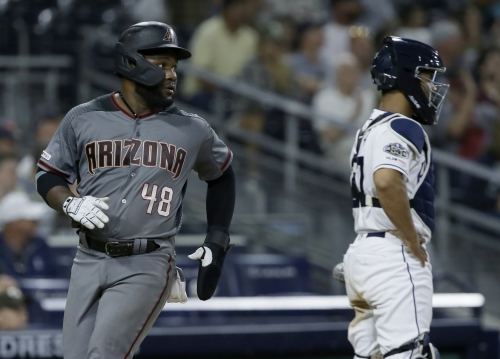 Padres lose first game of post-Andy Green era