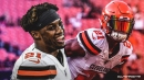 Browns CB Denzel Ward not expected to play in Week 3 vs. Rams