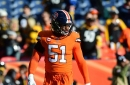 Broncos at Packers inactives: Todd Davis will play