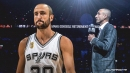 Manu Ginobili outlines expectations for Spurs in 2019-20 season