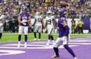 Adam Thielen, Dalvin Cook lead the Vikings to a commanding win vs. the Raiders