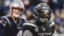 Jets' Jamal Adams returns Jarrett Stidham pass for pick six vs. Patriots