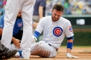 Kris Bryant has sprained ankle