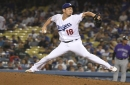 Dodgers like what they're seeing from Kenta Maeda out of the bullpen