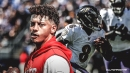 Patrick Mahomes, Lamar Jackson talk after awesome Chiefs/Ravens clash