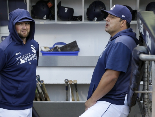 Padres must find manager, but also more major league players