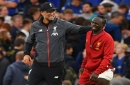 Sadio Mane injury: Liverpool star suffered 'awful combination' of issues against Chelsea, says Jurgen Klopp