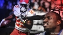 Chiefs RB LeSean McCoy re-tweaked ankle, but will likely be fine