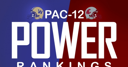 Pac-12 Power Rankings, Week 4: It may not be do-or-die for UW Huskies, but it's do-or-life support