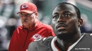 Andy Reid speaks out on Chiefs RB LeSean McCoy playing through injury