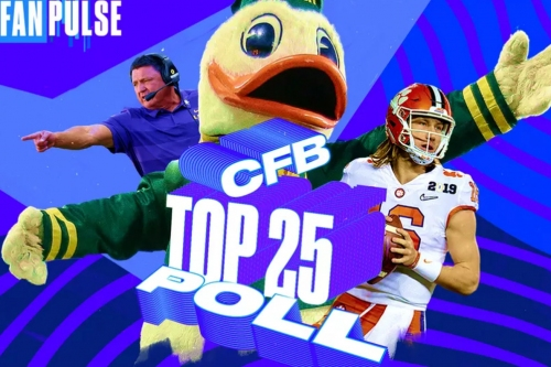 Oregon Top of the PAC in FanPulse Poll