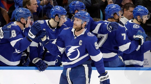 Lightning lead NHL division odds as season approaches