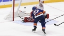 NHL Roundup: Anders Lee lifts Islanders past Red Wings in overtime