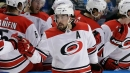 Blues acquire Justin Faulk from Hurricanes, sign him to seven-year extension