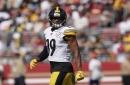 'Heat-seeking missile' Minkah Fitzpatrick reviews his Steelers debut