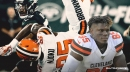 Browns TE David Njoku could return this season after electing not to have surgery on wrist