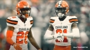Browns' Denzel Ward and Greedy Williams open up about flukey hamstring pulls
