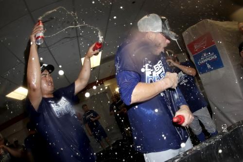 Padres on deck: Dodgers seeking home-field advantage
