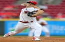 Sonny Gray reaches 200 strikeout mark in final start; Cincinnati Reds lose to Brewers