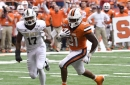 Syracuse's first down offense vs Western Michigan