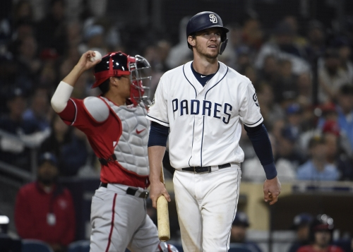 Padres K more than ever, more than most