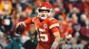 Chiefs' Patrick Mahomes will 'break every record in NFL history' says Lions' Quandre Diggs