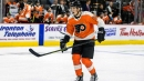 Flyers' Nolan Patrick week-to-week with migraine disorder