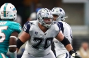 Cowboys @ Saints injury report: No practice for Zack Martin, Amari Cooper limited