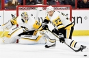 How secure is Jack Johnson's spot in the Penguins lineup?