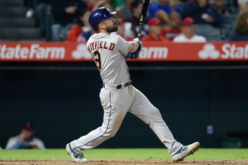 Game Recap: Astros play the polite house guest, kindly refuse to let Angels lose series opener at home