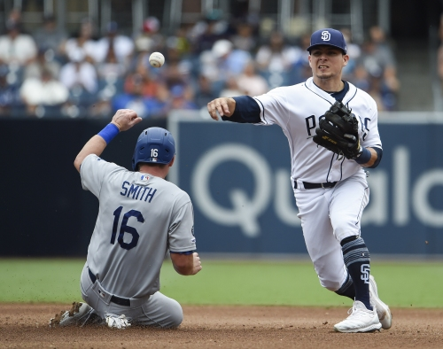 Column: Padres' Luis Urias must show he can be 'second baseman of future'
