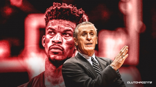 Heat president Pat Riley claims Jimmy Butler is a top-10 player in the NBA