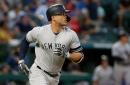 New York Yankees surpass 300 home runs on the season