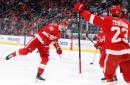 Detroit Red Wings observations: Evgeny Svechnikov shines in 4-3 preseason shootout loss