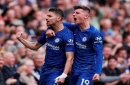 Chelsea vs Brighton: Jorginho and Willian net Frank Lampard first Premier League home win