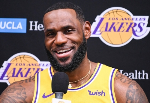 Lakers All-Star LeBron James Gives Dodgers' Cody Bellinger & Joe Kelly Stamp Of Approval With 'Taco Tuesday' Costume