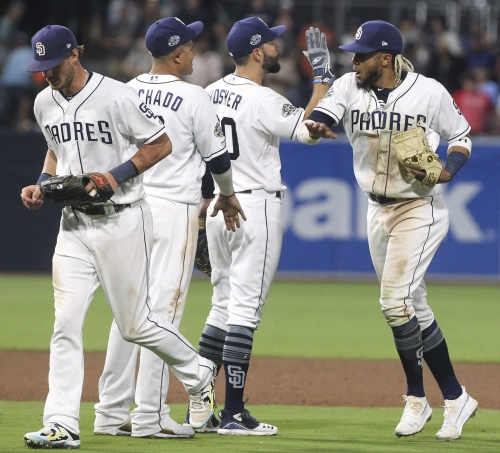 Analysis: Padres have more construction to do if they are going to fulfill 2020 vision