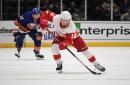 Detroit Red Wings send Joe Veleno, Evgeny Svechnikov, Filip Zadina to minors