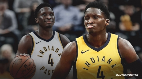 Pacers news: Victor Oladipo participates in everything except scrimmage on Indiana's first day of camp