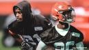 Browns starting cornerbacks Greedy Williams, Denzel Ward out with hamstring injuries vs. Ravens