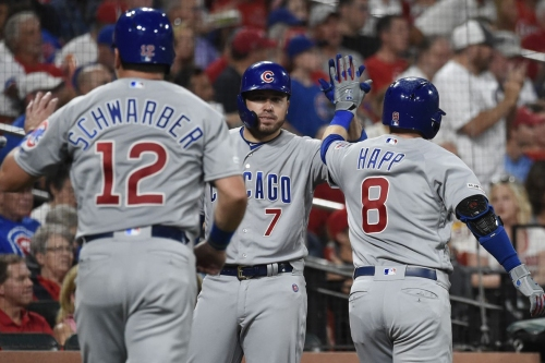 2019 Cubs Heroes and Goats: Game 161