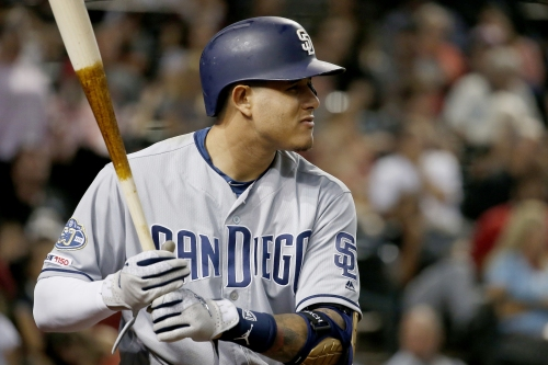 Manny Machado reflects on his disappointing first season with Padres, says he didn't give up