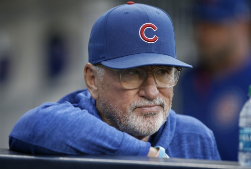 Padres can officially contact fired Cubs manager Joe Maddon