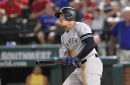 Gio Urshela exits Yankees game with apparent injury