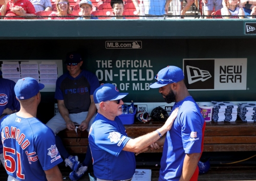 'It's time:' Cubs, Maddon part ways