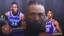 Kings' Harry Giles could always shoot 3-pointers but just 'didn't want to take them'