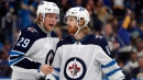 Watch Live: Jets GM Cheveldayoff discusses Laine, Connor contracts