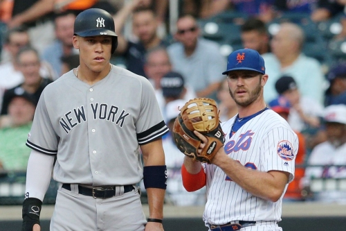 Pete Alonso breaking Aaron Judge's rookie record is worth celebrating