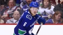 Boeser gets green light to return for Canucks' opener after concussion